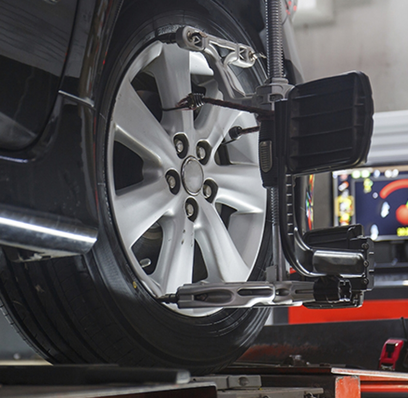 Wheel Alignment - Stay on track!