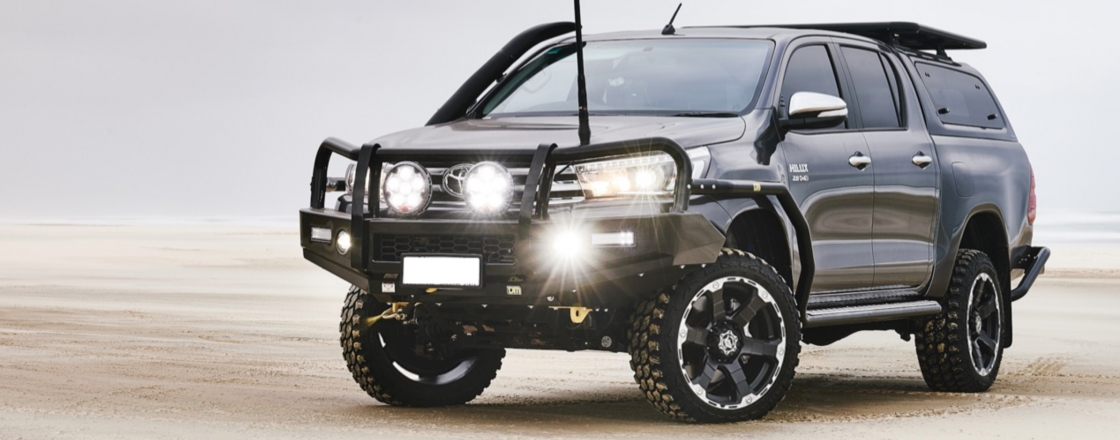 Lift Kit (SUV / 4X4)