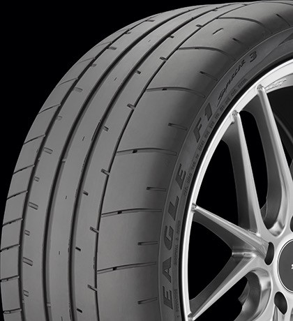 GOODYEAR-EAGLE F1 SUPERCAR 3